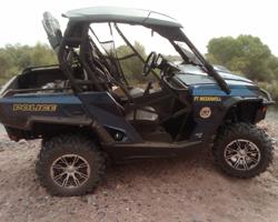 FTMD Police ATV